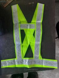 Reflective Cross Jacket
