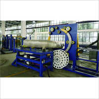 Horizontal Type Pipe Coil Wrapping Machine