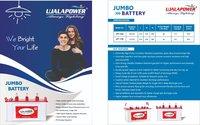 Tubular Batteries Jumbo