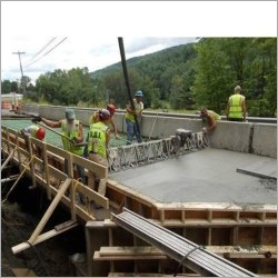 Bridge Construction Labour Service