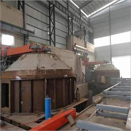 Industrial Refining Furnace
