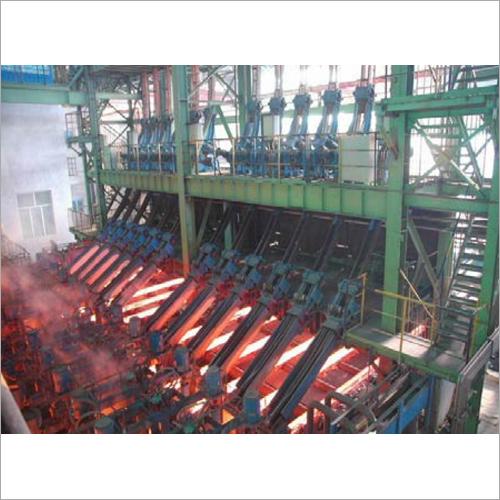 Industrial Billet Caster Machine