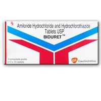 Amiloride and Hydrochlorothiazide Tablets