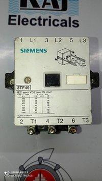 SIEMENS CONTACTOR - 3TF 49