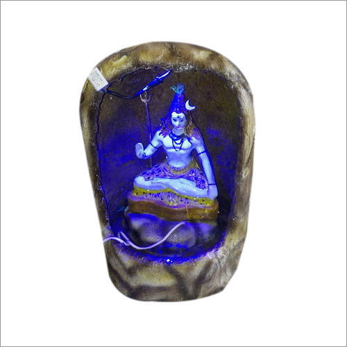 Lord Shiva FRP Indoor Fountains