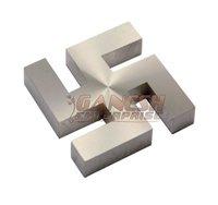 Brass Mirror Cap Swastik
