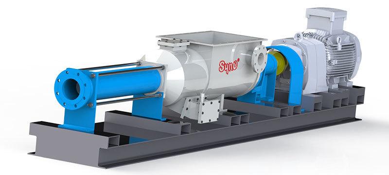 Bio-Gas Pump ( W-MAX SERIES )