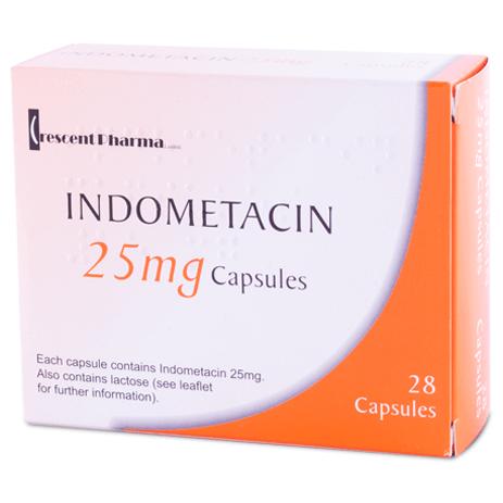 Indometacin Capsules