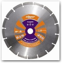 Clipper Bear Marble And Granite Segmented Saw Blades