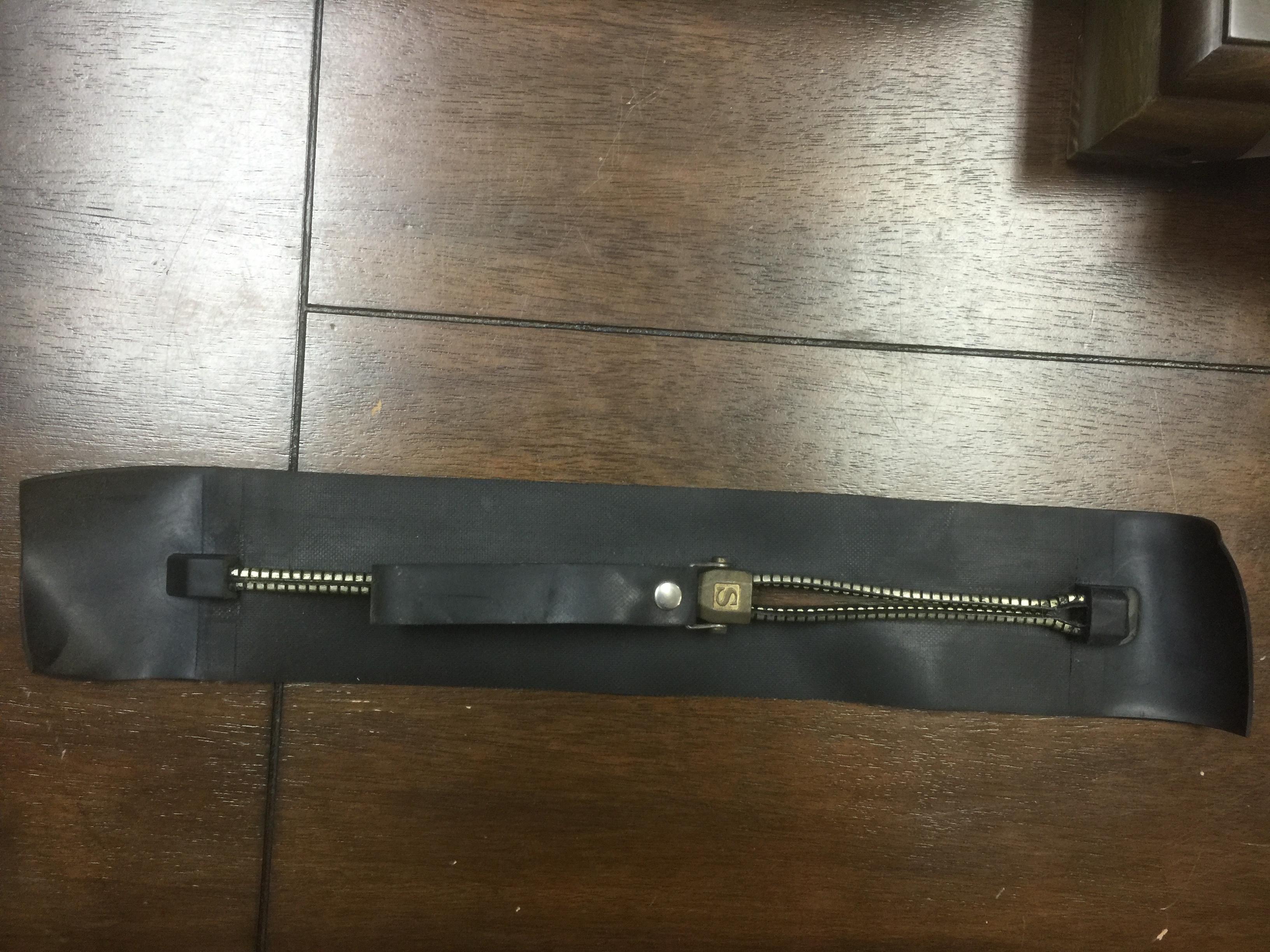 Watertight Zipper, Airtight Zippers for Diving Suits