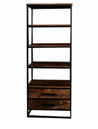 Industrial Bookcase.