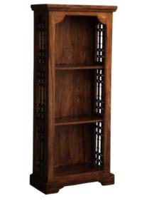Sheesham wood bookcase.