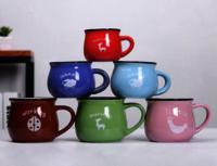 V shape ceramic  mug