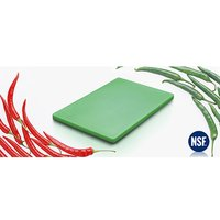 Chopping Board PP Commercial White Yellow Brown Red Blue Green 18 x 12 x 0.8