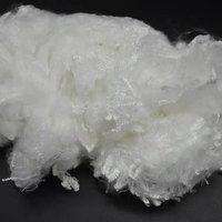 1.2d38mm Virgin Polyester Staple Fiber Raw White Optical White Super White