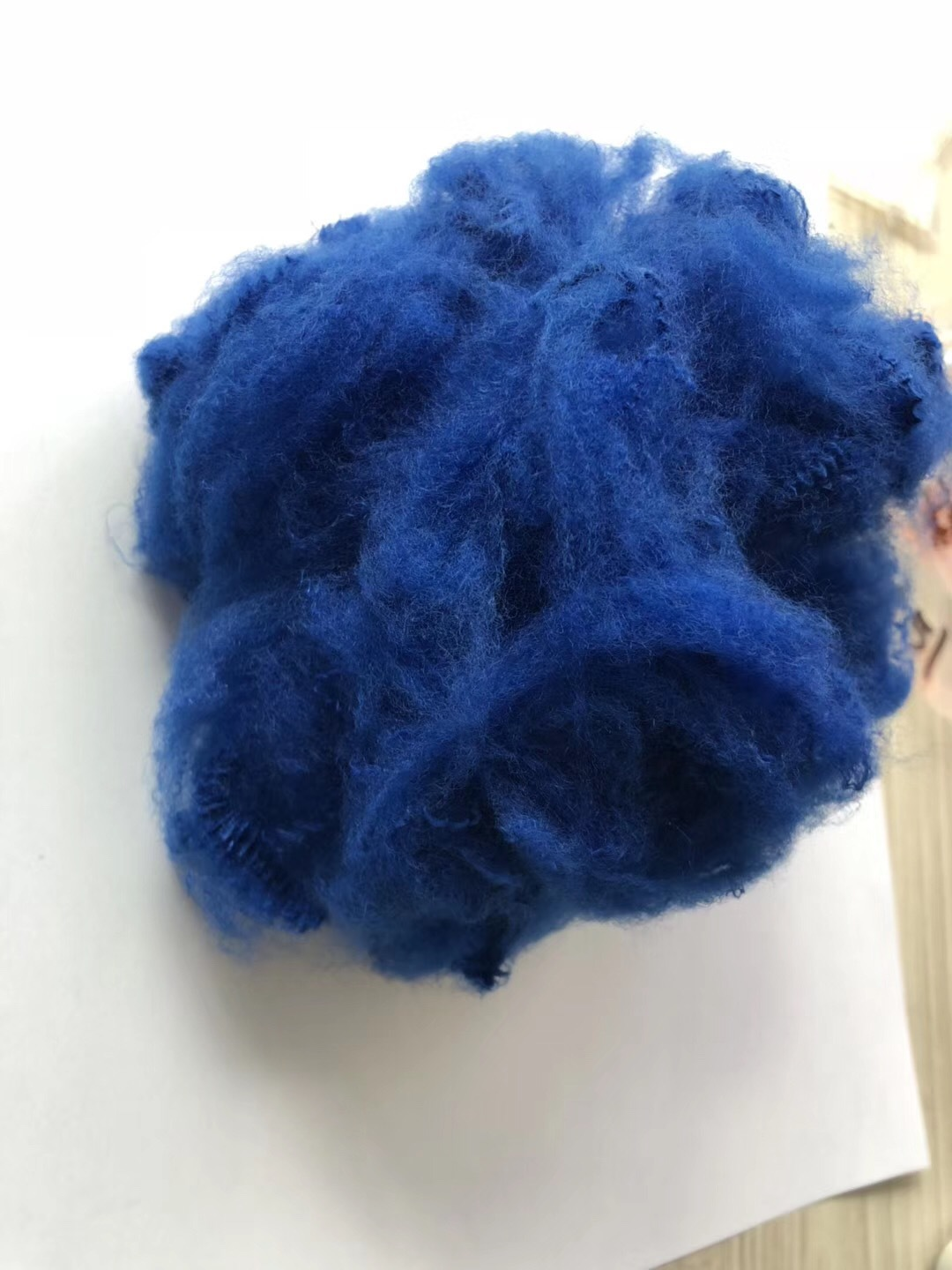 3d38mm Recycled Polyester Staple Fiber
