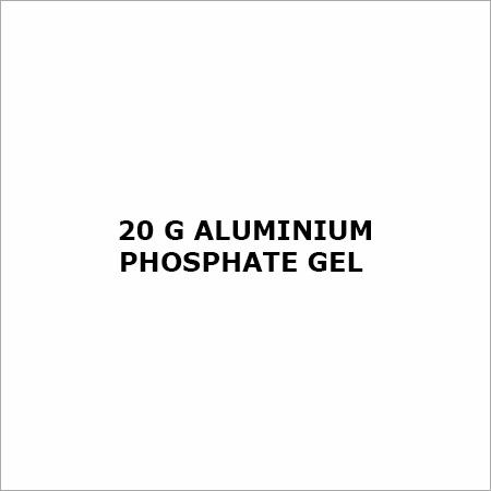 20 g Aluminium Phosphate Gel