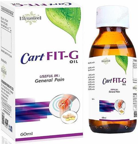 Streamline Cartfit-g Oil 60ml