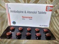 Amlodipine + Atenolol Tablet