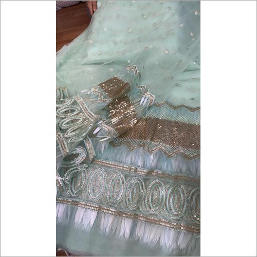 Embroidery Net Fabrics