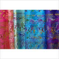 Custom Printed Silk Fabrics