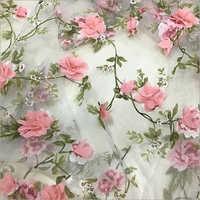 Exceptionally Soft Printed Dress Fabrics