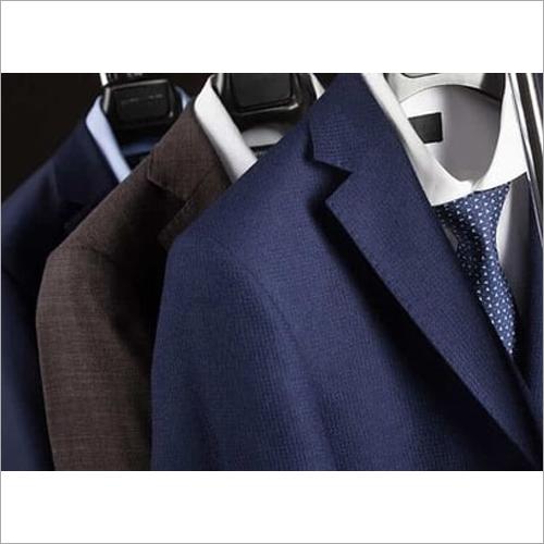 Mens Plain Suiting Fabrics