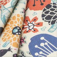 Printed Pattern Denim Fabrics