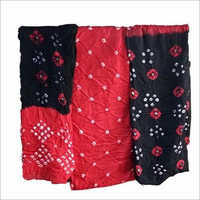 Bandhani Cotton Dress Material
