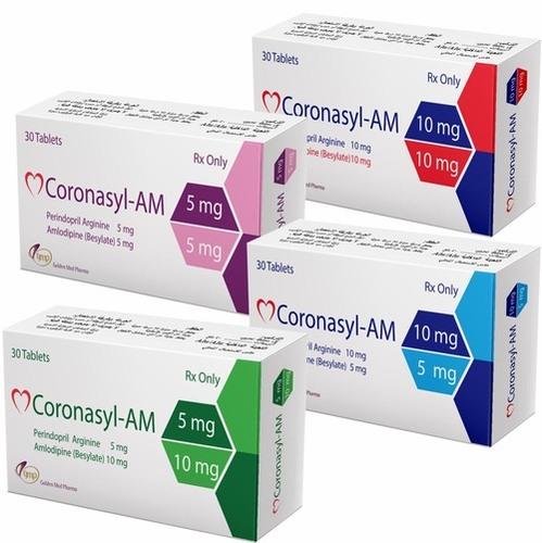 Amlodipine + Perindopril Tablets