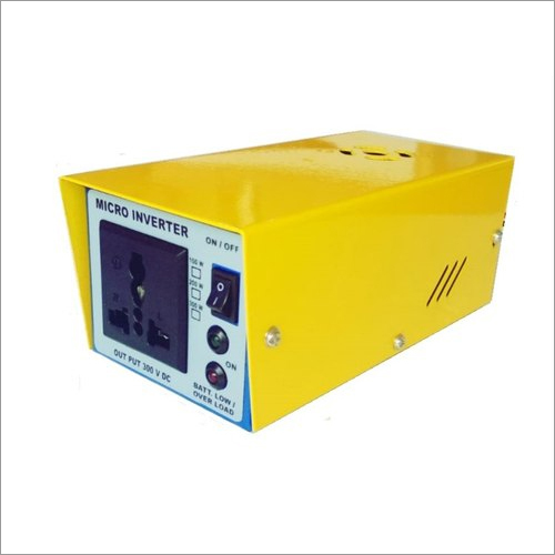 Hi-Frequency Inverter With CC