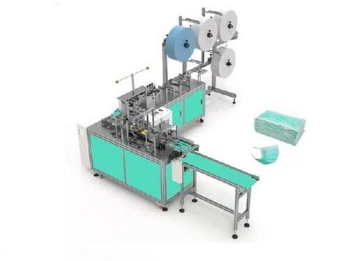 Fully Autometic Surgical Mask Making Machine