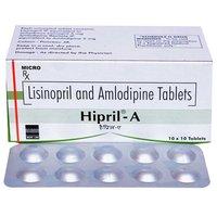 Amlodipine and Lisinopril Tablets