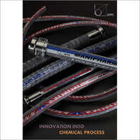 Fully Conductive UPE Chemical Hose