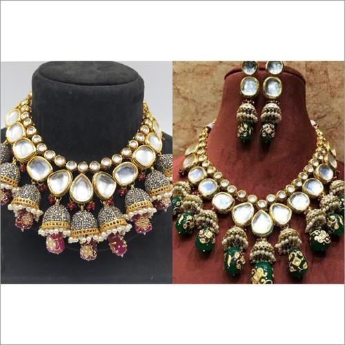 Sabyasachi Style Kundan Necklace
