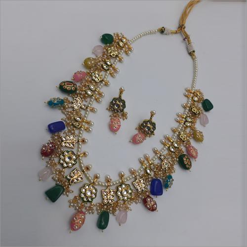 Sabyasachi Style Pearl Necklace