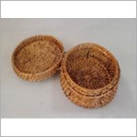 Bamboo Roti Basket