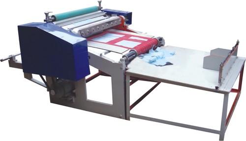 Paper Foil to Sheet Cutting Machine