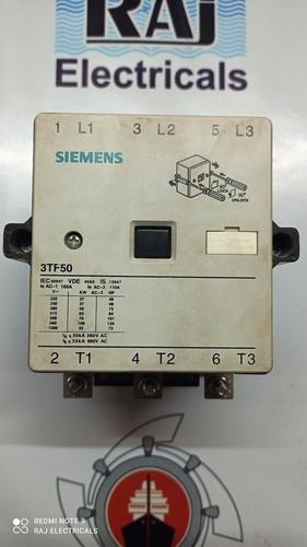 SIEMENS CONTACTOR - 3TF 50