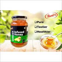 Infused Ginger Honey