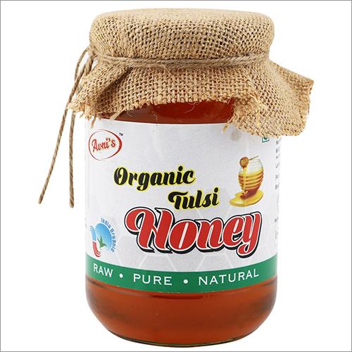 Organic Tulsi Honey