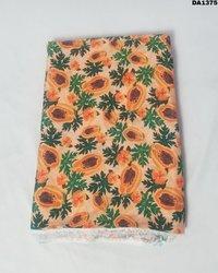 USA Crepe Digital Print Fabric