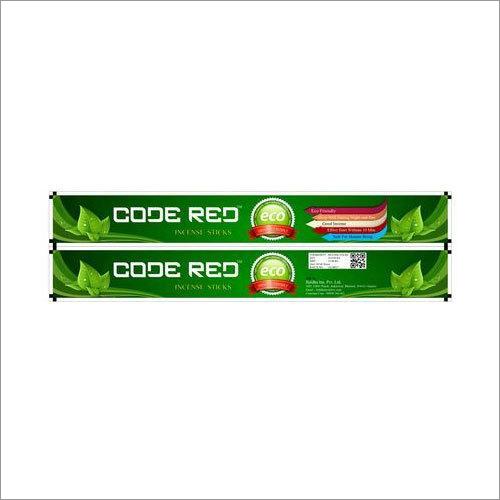 Code Red Citronella Fragrance Mosquito Incense Stick