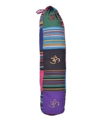 Om Print Yoga Mat Bag