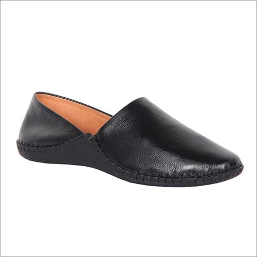 Black Slip Ons Shoes