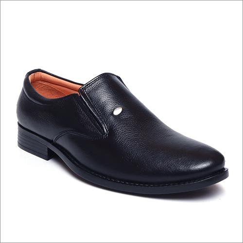 Black Slip Ons