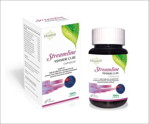 Streamline Ashmeri Cure 30 Capsules