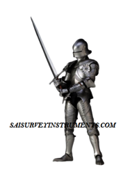 Medieval Suit Of Armor Crusader Gothic Combat Knight Wearable Full Body Armour