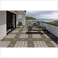 Moss Vitrified Parking Tiles
