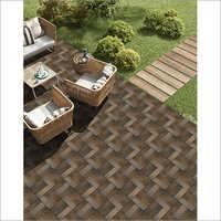 Evoque Caramel Wooden Floor Tiles